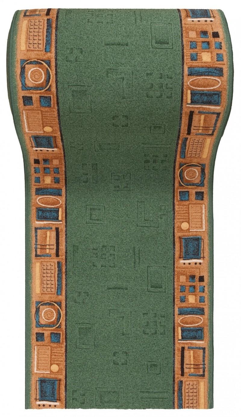 l ufer gr n teppich antirutsch meterware 67 80 100 120 cm. Black Bedroom Furniture Sets. Home Design Ideas